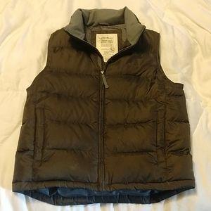 Eddie Bauer Men's M premium goose down vest